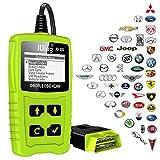 OBD2 Code Reader Car Scanner Diagnostic Tool JDIAG JD101 Engine Fault Code Reader