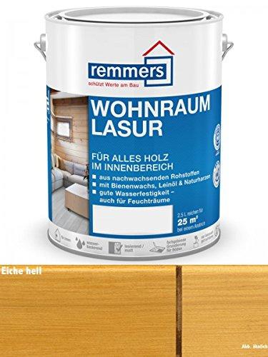 Remmers Wohnraum-Lasur - eiche 2.5ltr