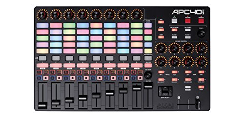Akai Professional APC40MKII | USB-Powered Full-Featured Ableton Live Performance MIDI Controller