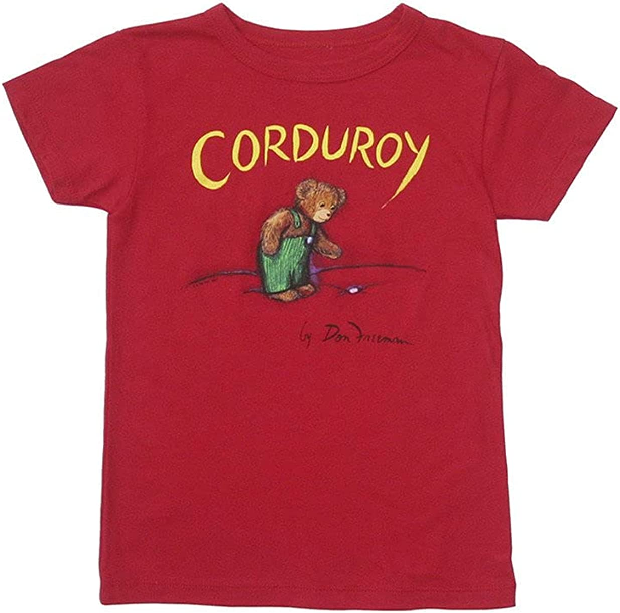 Out of Print Corduroy Kids Shirt 10 Yr