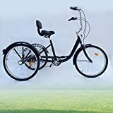SHIOUCY tricicli Adulti 24
