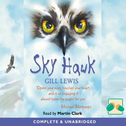 Sky Hawk                   By:                                                                                                                                 Gill Lewis                               Narrated by:                                                                                                                                 Martin Clark                      Length: 3 hrs and 53 mins     Not rated yet     Overall 0.0