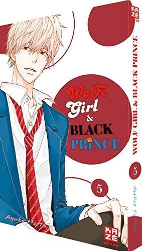 Wolf Girl & Black Prince 05