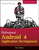 Professional Android 4 Application Development (Wrox Professional Guides)