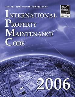 2006 International Property Maintenance Code (International Code Council Series)