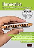 Harmonica - Apprendre rapidement et facilement + MP3-CD
