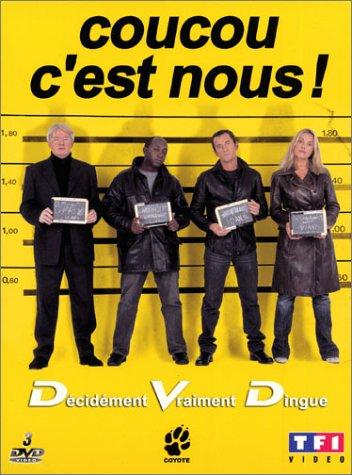 Coucou c'est nous : Les Meilleurs moments - Édition 3 DVD