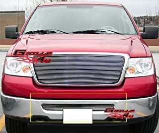 APS Compatible with 2006-2008 Ford F-150 Lower Bumper Billet Grille Insert N19-A25356F