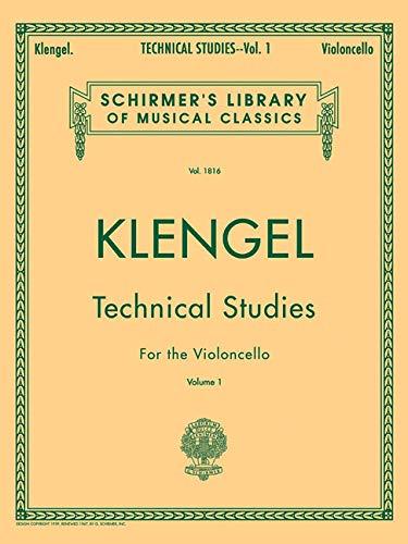 Klengel Technical Studies, Vol. 1: Violoncello