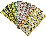 Thomas & Anca Club Supplies Ltd 6 Página Bingo Libros Entradas 60 Folletos para tu FAMILIA BINGO NOCHE EN O ONLINE