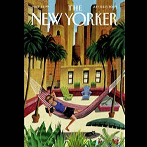 The New Yorker, July 6th & 13th, 2009     Part 1 (Ryan Lizza, Ariel Levy, Malcolm Gladwell)              By:                                                                                                                                 Ryan Lizza,                                                                                        Ariel Levy,                                                                                        Malcolm Gladwell                               Narrated by:                                                                                                                                 Dan Bernard,                                                                                        Christine Marshall                      Length: 1 hr and 59 mins     Not rated yet     Overall 0.0