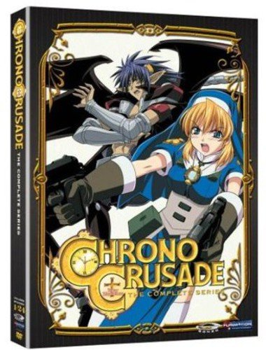 Chrono Crusade - Complete Series S.A.V.E.