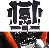 Sportello d'auto Groove Mat Portatile Antiscivolo Porta Slot