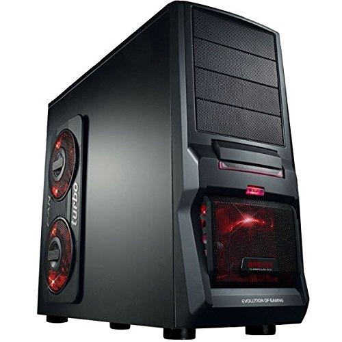 GAMER PC AMD ATHLON X2 280 DUAL CORE 2x3,6GHz - 500GB HDD - 8GB DDR3 (1333 MHz) - DVD Brenner - GeForce GT630 4gb grafik (4096MB-HDMI-VGA-DVI-DirectX11) - Asus Mainboard -Audio - 6xUSB2.0 - eSATA - Gigabit LAN - 650W - Kartenleser - COMPUTER