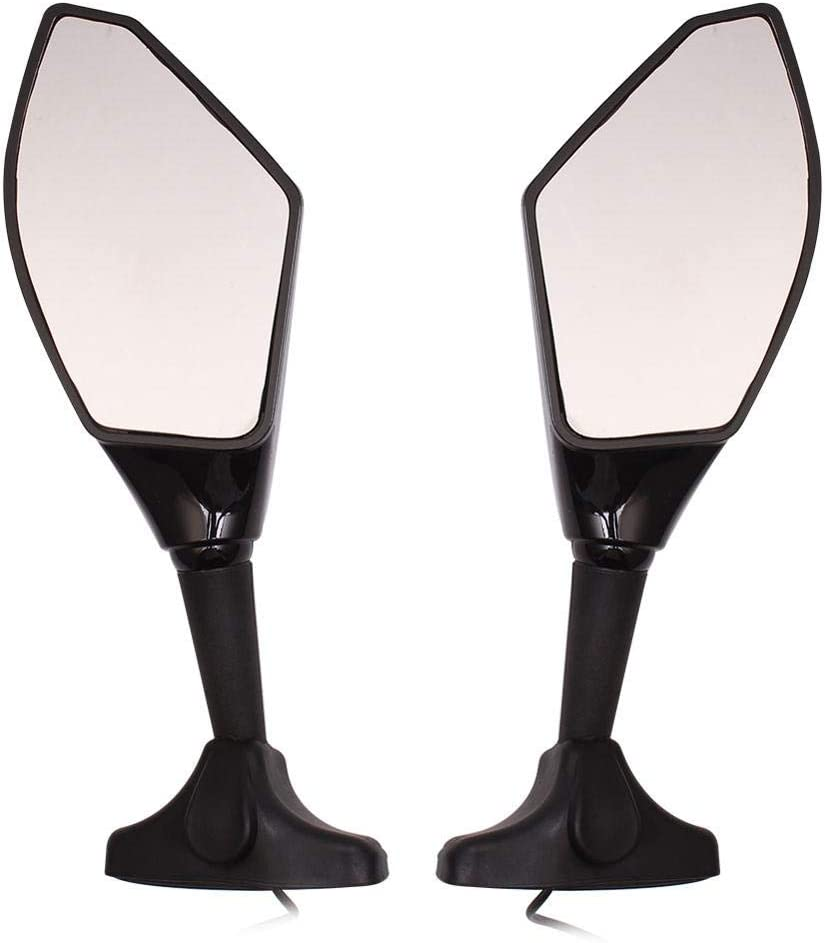 ZQDM Elegant High quality new Motorcycle Rearview Exterior Mirror Turn New LED In Signal