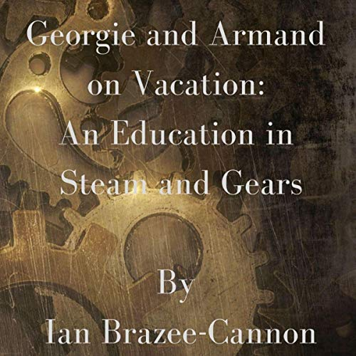 Georgie and Armand on Vacation cover art