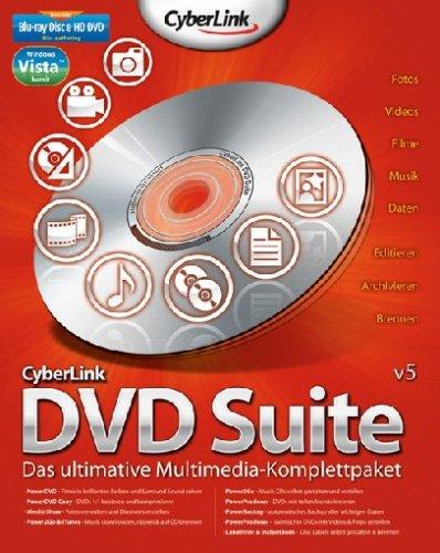 CyberLink DVD Suite 5 Vista