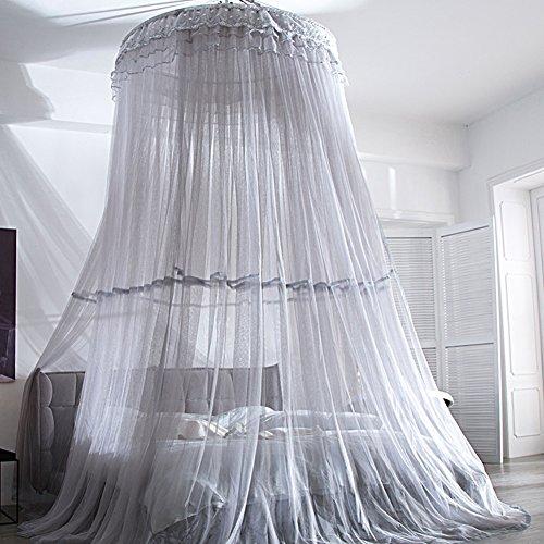 Mosquito netting – garde loin insectes mouches – parfait pour intérieur et extérieur,Aires de jeux,S'adapte à la plupart des lits,Lits d'enfant-A 180x200cm(71x79inch)