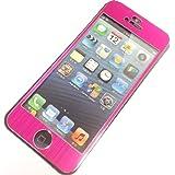 友和商会 iPhone5用ケース アルミパネル ピンク T-IP5AP01-PK