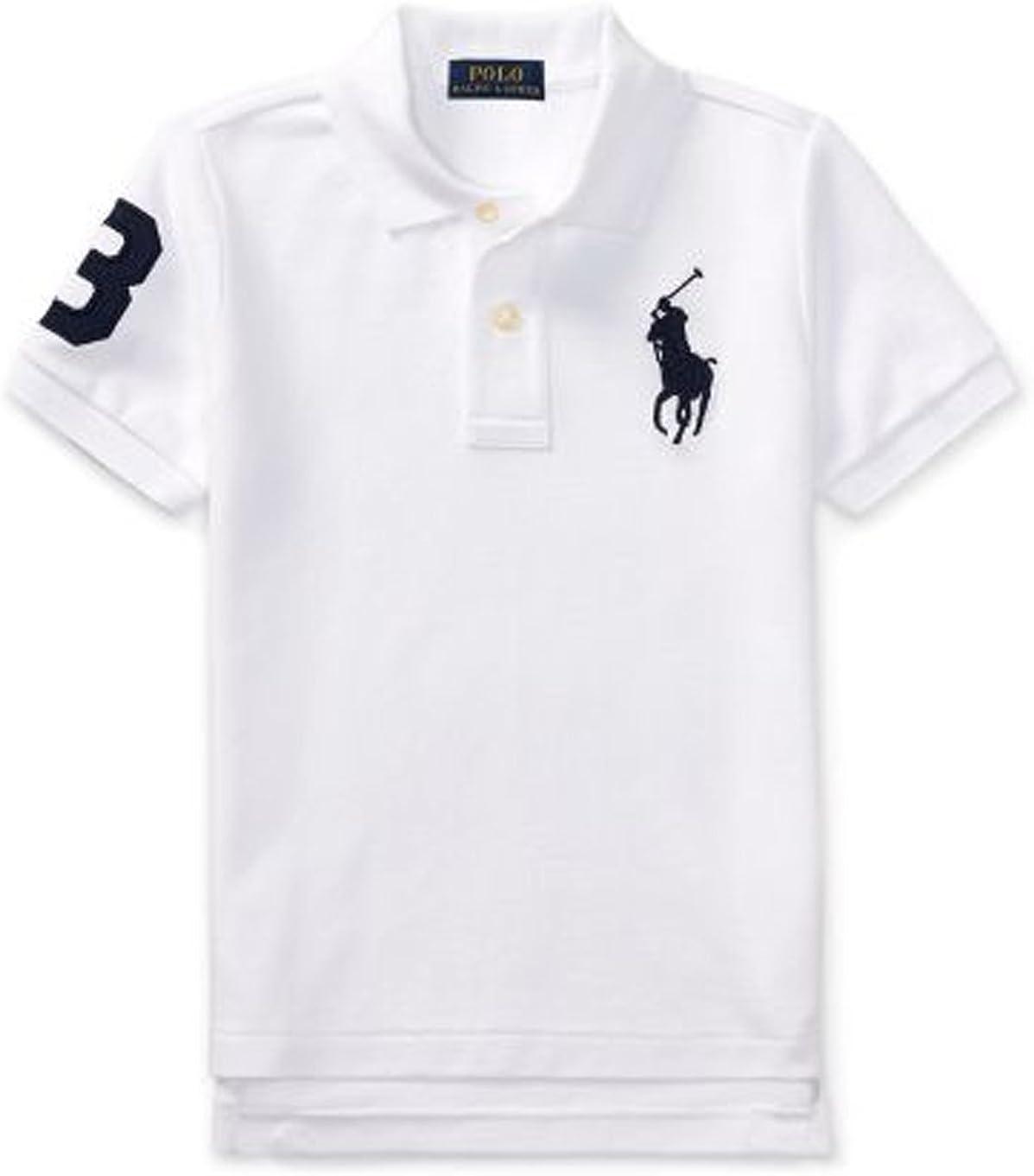 Polo Ralph Lauren Boys Toddler Big Pony Polo Shirt