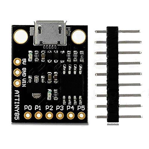 Gutes Produkt LDR-WG0124 Mikro-USB-Schnittstelle Digispark Kickstarter ATTINY85 Entwicklungsboard