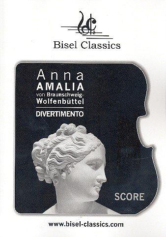 Divertimento : für Klarinette, Viola, Violoncello und Klavier Partitur