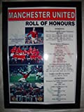 Lilywhite Multimedia Manchester United Club History Roll of