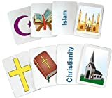 Wildgoose Education wg8332smbolo religioso Snap Tarjeta (Pack de 36)