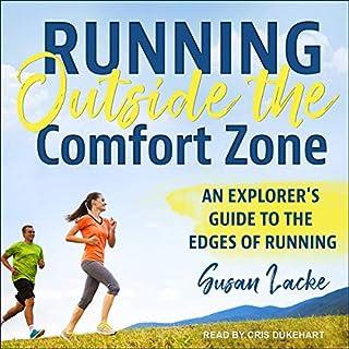 Running Outside the Comfort Zone cover art