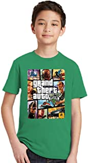 grand theft auto 5 shirt