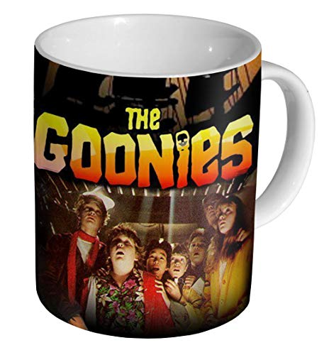 The Goonies Ceramic Coffee Mug