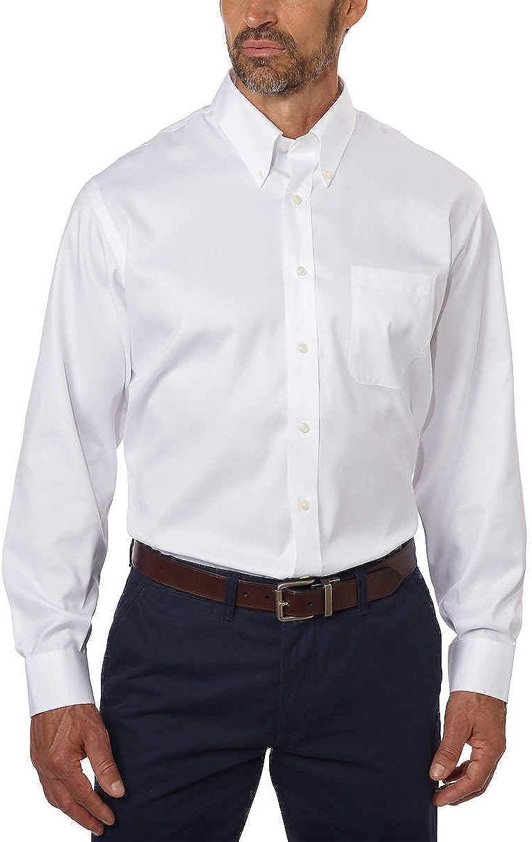 Kirkland Signature Men's Button Down Shirt Dress Directly managed store Variety Save money