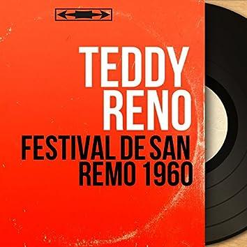 Festival de San Remo 1960 (feat. Orchestra del Festival di Sanremo, Marcello De Martino) [Mono Version]