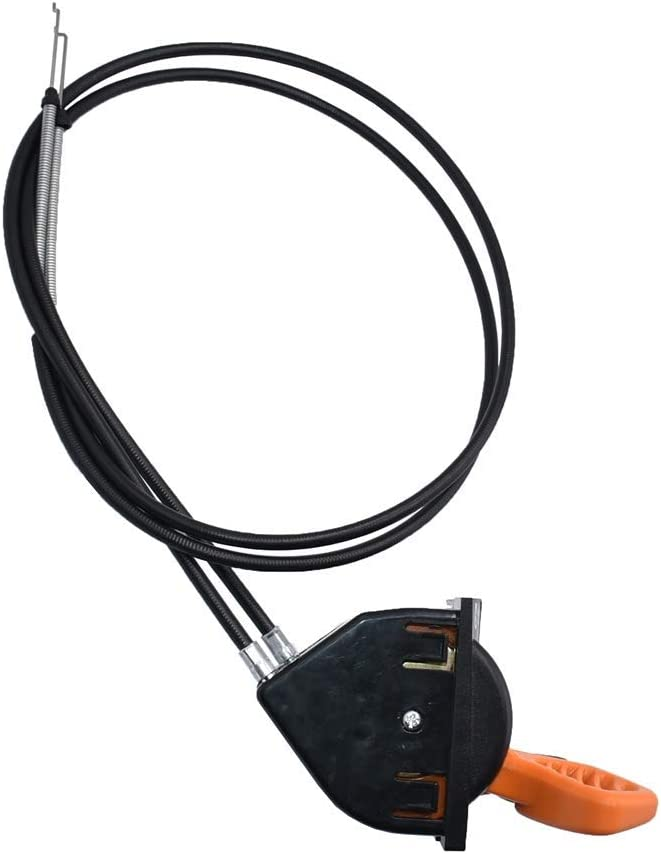 Throttle Choke Cable Control Assembly Seattle Cheap mail order shopping Mall DEERE JOHN Fit for AM14033