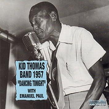 "Kid Thomas Band 1957 ""Dancing Tonight"""