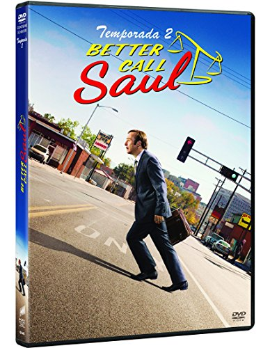 Better Call Saul - Temporada 2 [DVD] (DVD)
