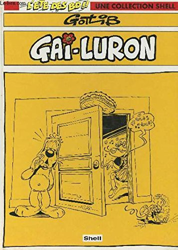 GAI LURON / L'ETE DES BD, UNE COLLECTION SHELL.