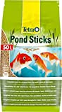 Tetra Floating Pond Sticks 50 Litre Staple Food in Floating Stick Form for all Pond Fish