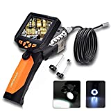 DBPOWER Endoscope Inspection Camera with 3.5 Inch LCD Monitor 8.2mm...