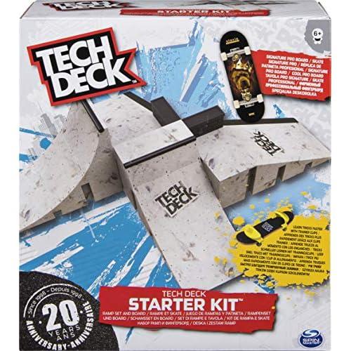 Tech Deck 6027522 - Kit Starter, Modello Casuale