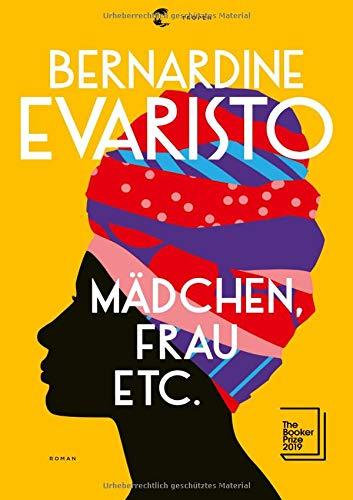 Buchseite und Rezensionen zu 'Mädchen, Frau etc.: Roman' von Bernardine Evaristo