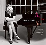 "album cover: ""All for You"" by Diana Krall"