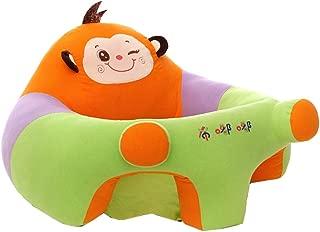 Megei Soft Baby Support Seat Chair Stuffed Animal Plush Toy Cartoon Sofa Chair Plush Cushion Toys