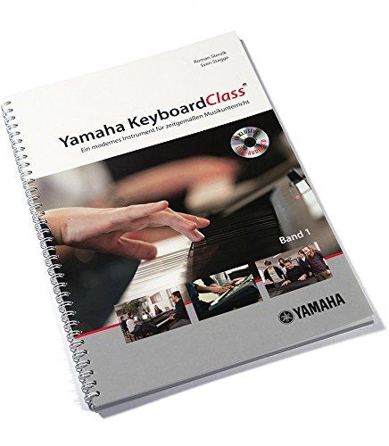 Yamaha KBCBAND1 KeyboardClass Schülerbuch Band 1