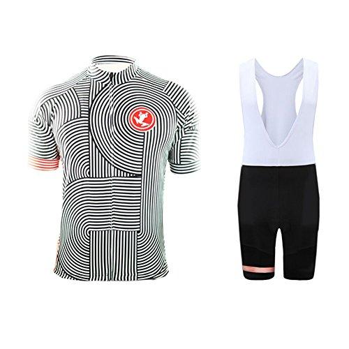 UGLY FROG Radsport Skinsuit Bike Wear Sommer/Herbst Herren Radanzüge Kurzarm/Langarm Fahrrad Trikots & Shirts Set Schnelltrocknend Triathlon Bekleidung