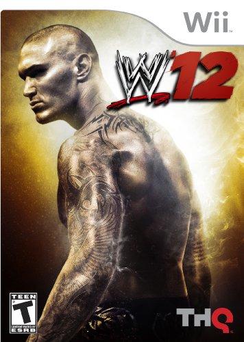 W12 Original (Lacrado) - Wii