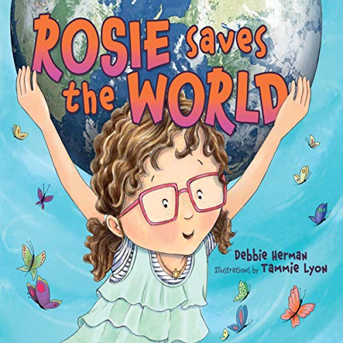 Rosie Saves the World cover art