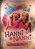 Hanni + Nanni - Teaser Filmplakat 120x80cm gerollt