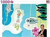 Hasbro - 92222860 - Coup De C?ur Valérie Damidot - Puzzle 1000 Pc - Bd Manga