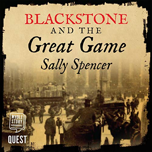 Blackstone and the Great Game cover art